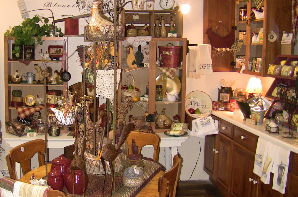 country crafts kitchen