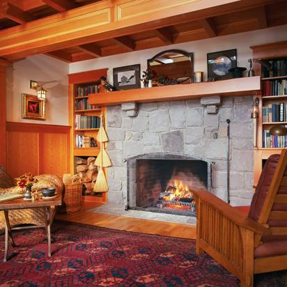 Solutions to Fireplace Draft Problems and a Smoky Fireplace ...